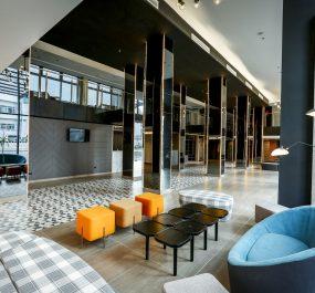 Park Inn Lobby